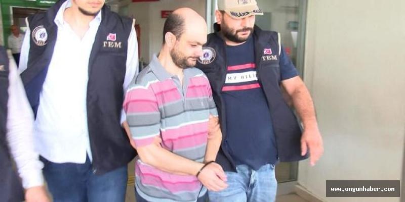 FETÖ'nün Türkiye Sorumlusu ve Eşi Tutuklandı