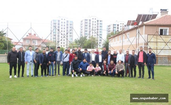 Karaman Belediyespor Basınla Bir Araya Geldi