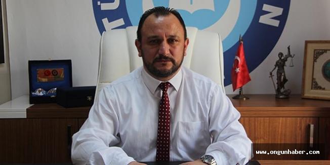 Çocuk İstismarıyla Suçlanan Şahıs Türk Eğitim Sen Eski Şube Başkanı