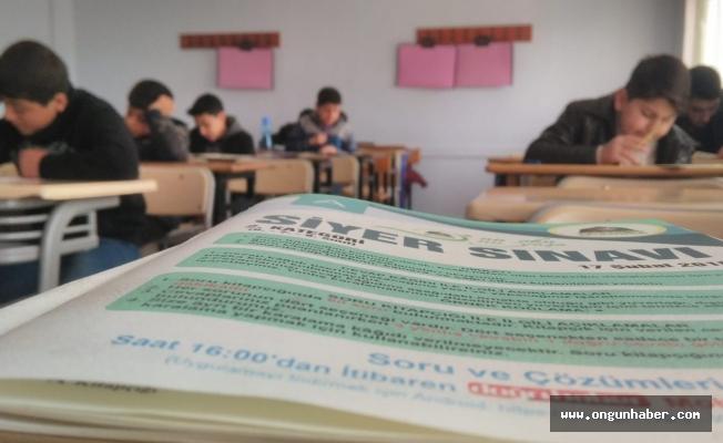 Siyer Sınavı Kayıtları Devam Ediyor