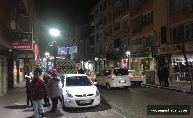 Manisa'da 5,6 Büyüklüğünde Deprem!