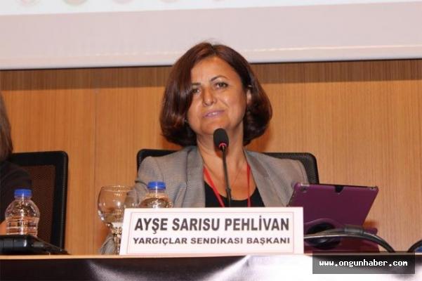 Hakim Ayşe Sarısu Pehlivan Görevden Alındı