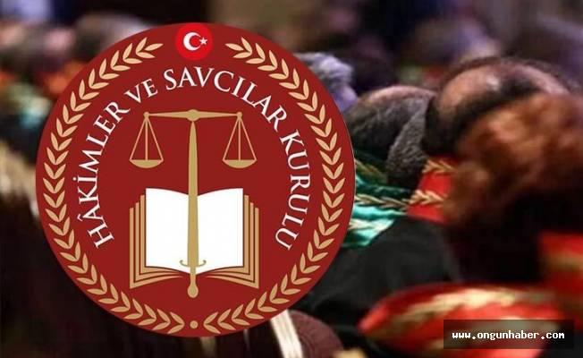 HSK'dan 9 Hakim ve Savcı'ya İHRAÇ
