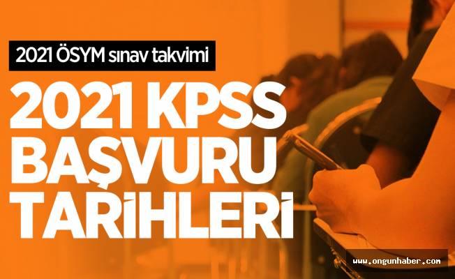 KPSS Başvuru İşlemleri Başladı!
