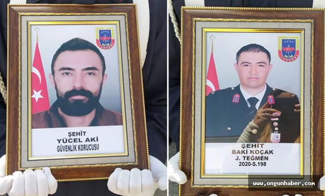 Bitlis'ten Acı Haber; Şehitlerimiz Var