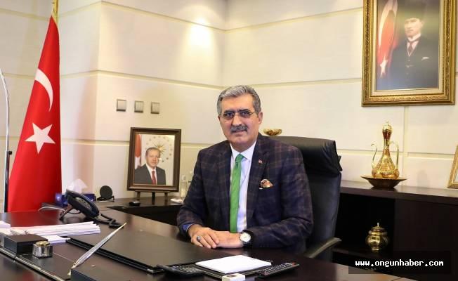 PANKOBİRLİK Genel Başkanı Recep Konuk'tan Kurban Bayramı Mesajı