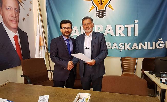 Avukat Mustafa Acar Derbent Belediye Başkanlığı İçin Adaylık Başvurusu Yaptı