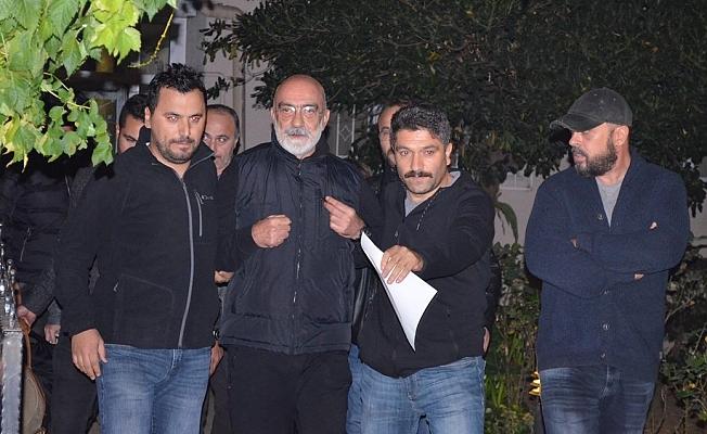 Ahmet Altan Tutuklanma Talebiyle Yeniden Gözaltında