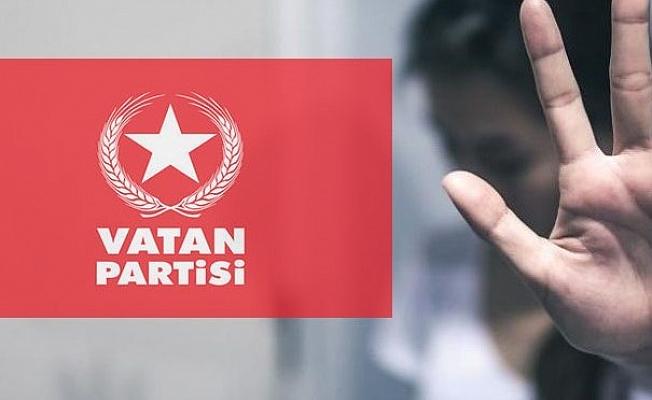 VATAN Partisinde Taciz ve Sapıklık İddiası