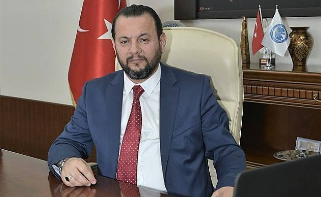 KMÜ Rektörü Akgül'den Basın Mensuplarına Zarif Yeni Yıl Mesajı