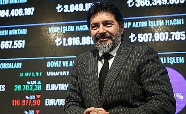 Mehmet Hakan Atilla İstifa Etti