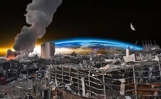 Beyrut Patlaması İyonosferi Sarstı