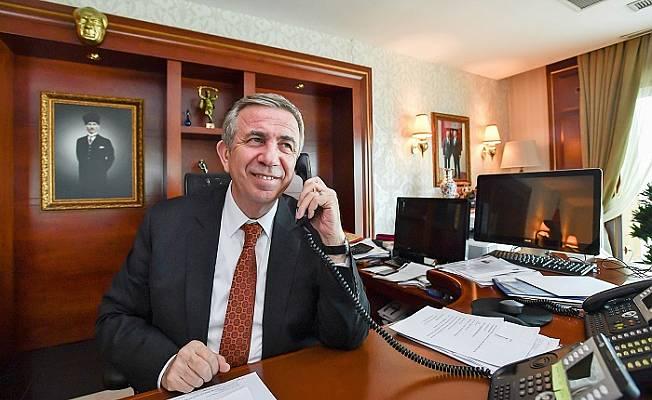 Başkan Yavaş: Ankara'mız Adına Sizlere Teşekkür Ediyorum
