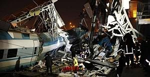 Ankara'da Tren Kazası: 7 Ölü, 49 Yaralı!