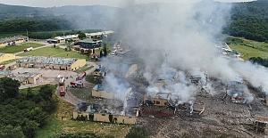 Sakarya Hendek'de Şok Patlama