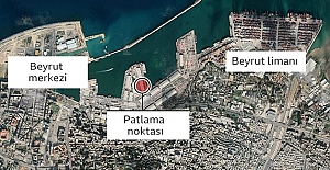 bBeyrut#039;taki Patlamadan Yeni Görüntüler/b