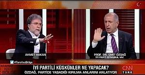 İ.P'in UCUFETÖ'de Mİ!?
